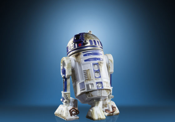 Hasbro Reveals Star Wars Battle Droid and R2-D2 Figures at London Comic-Con