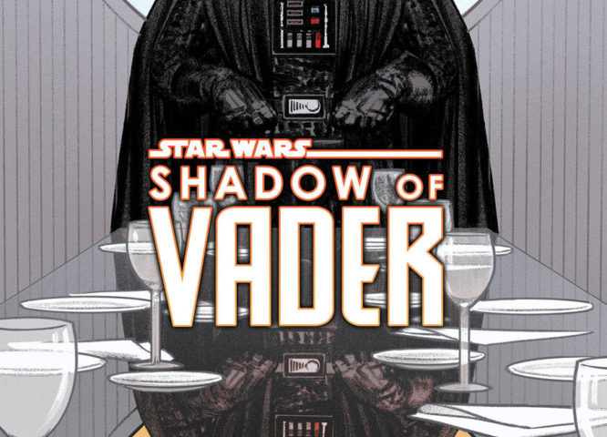 NYCC — Star Wars Comics: Soule Guides Darth Vader to Its End With #25; Wendig to Helm Five-Issue Vader Mini (UPDATED)