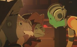 "New Video and Images Available for the Next Episode of Star Wars Resistance, ""The Children from Tehar"""