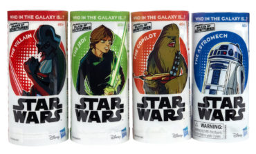 Hasbro Reveals 'Star Wars Galaxy of Adventures' Line of Figures