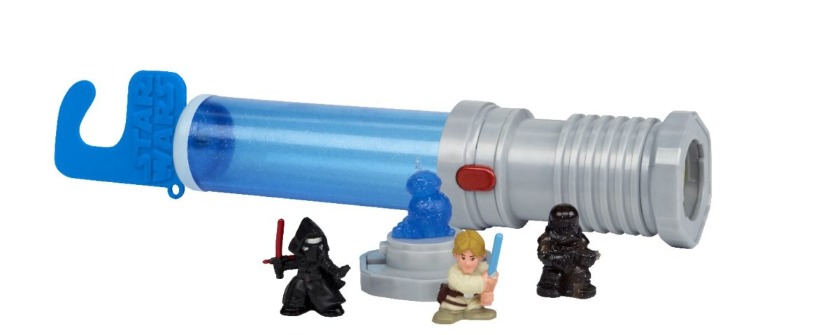 Hasbro Reveals All-New Star Wars Micro Force WOW! Series 1