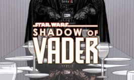 Chuck Wendig's Star Wars: Shadow of Vader Marvel Comics Mini Scuppered