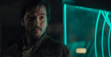 Rogue One: A Star Wars Story's Cassian Andor Live-Action Series Announced