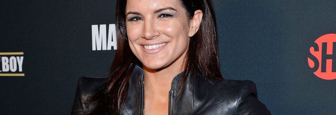 "Gina Carano Joins Star Wars Live-Action Series ""The Mandalorian,"" According to The Hollywood Reporter"