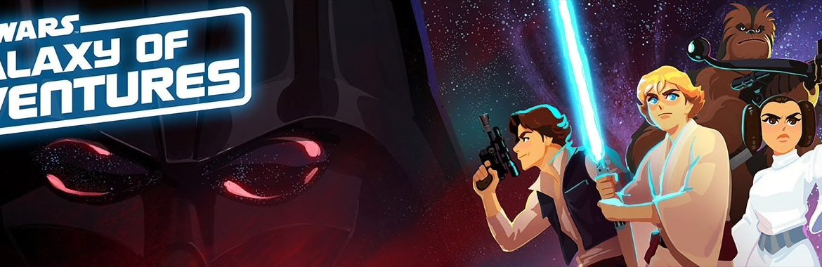 'Star Wars Galaxy of Adventures' Shorts Now Available to Watch Online