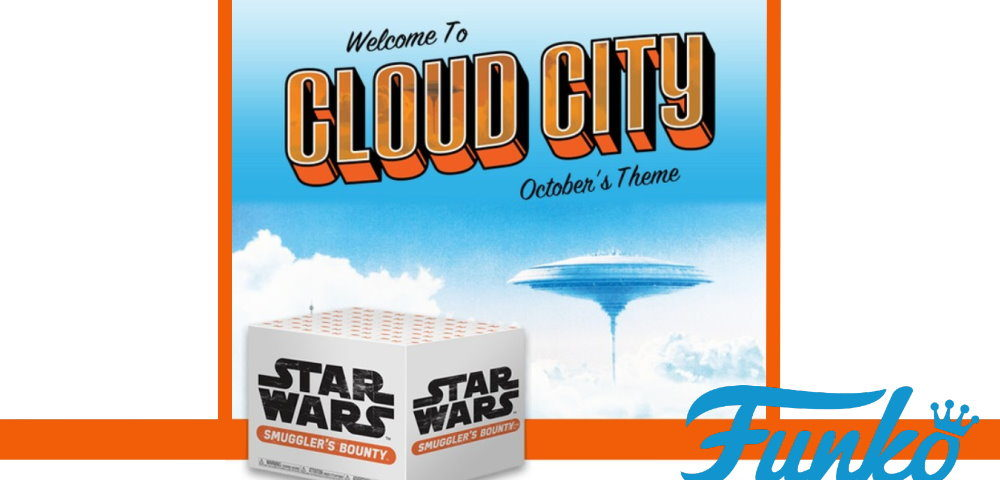 Funko Smuggler's Bounty 'Cloud City' Box — Guest Review by Cameron Ramos