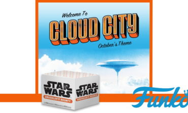 Funko Smuggler's Bounty 'Cloud City' Box -- Guest Review by Cameron Ramos