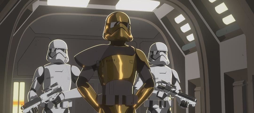 """Secrets and Holograms"" an All-New Episode of Star Wars Resistance! New Images and Video!"