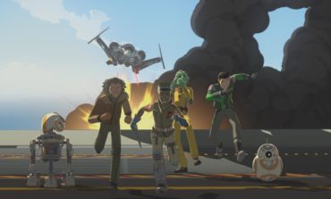 "Star Wars Resistance | The Pirates are Back on the All-New Episode ""Synara's Score"""