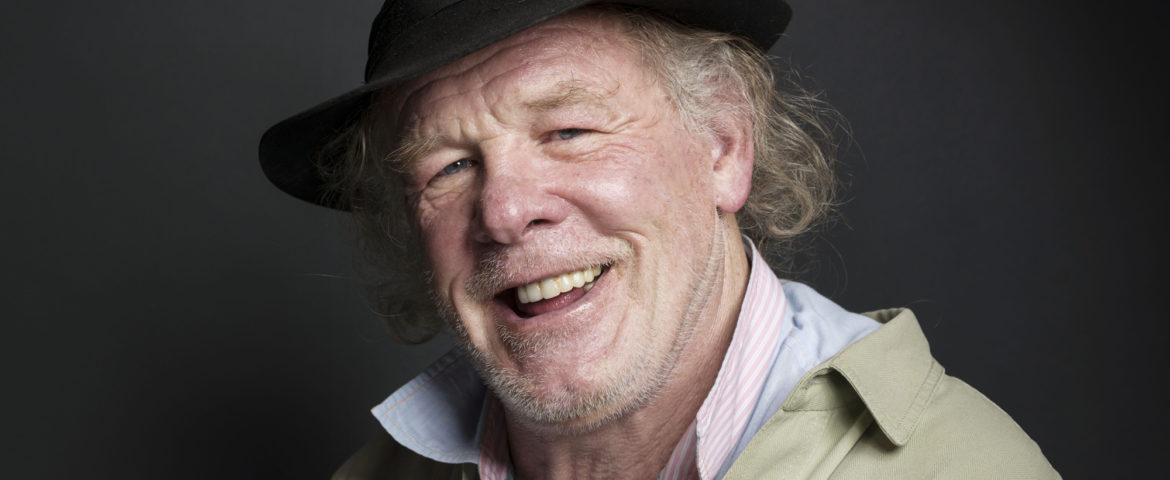 "Nick Nolte Joins Star Wars Live-Action Series ""The Mandalorian,"" According to The Hollywood Reporter"