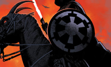 Marvel Unveils 5-Issue Star Wars Comics Mini 'Star Wars: Vader -- Dark Visions'; Debuts March