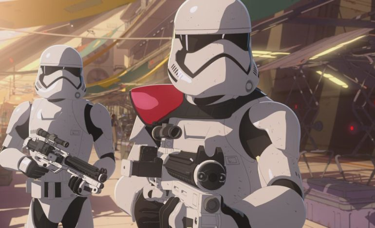 There is a Spy on the Colossus on the All-New Episode of Star Wars Resistance