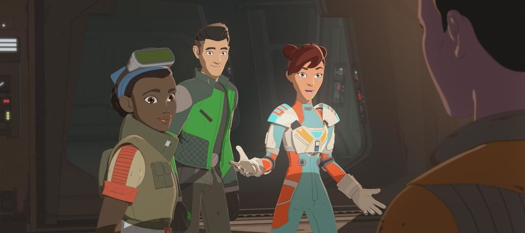 Synara's Allegiance is Tested on the All-New Episode of Star Wars Resistance
