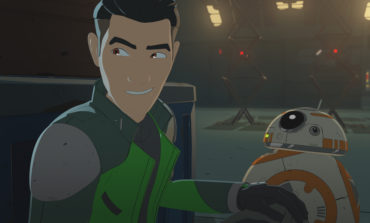 "CWK Show #165: Christopher Sean (""Kazuda Xiono"") Talks Star Wars Resistance"