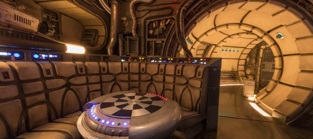 CWK Show #167: Galaxy's Edge Behind The Scenes Tour of The Construction Site Part One