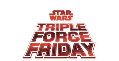 Triple Force Friday Coming October 4!