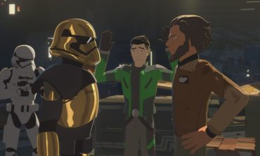 "Team Fireball is in Trouble on the All-New Episode of Star Wars Resistance, ""Descent"""