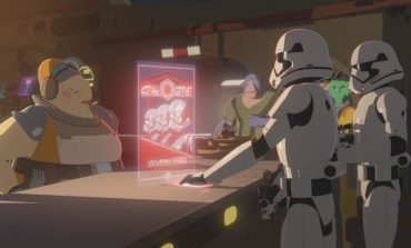 "Platformers Mysteriously Disappear on the All-New Episode of Star Wars Resistance, ""The Disappeared"""
