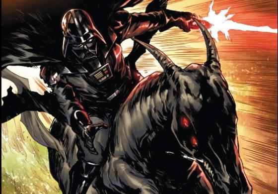 Comics With Kenobi #106 -- Devil in the Woods