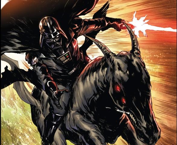Comics With Kenobi #106 — Devil in the Woods