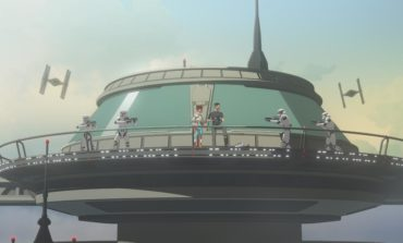 "The Future of the Colossus is at Stake on the Season One Finale Episode of Star Wars Resistance, ""No Escape, Part 2"""