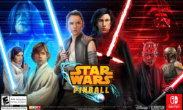 Star Wars Pinball Takes Nintendo Switch to a Galaxy Far, Far Away