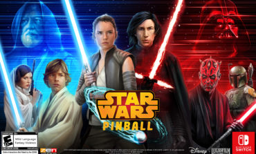 Star Wars Pinball Takes Nintendo Switch to a Galaxy Far, Far Away