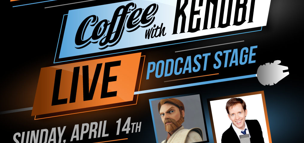 James Arnold Taylor to Join Coffee With Kenobi on the Celebration Podcast Stage