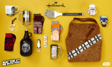 Hallmark Celebrates Star Wars Day with New Products Online and in Stores May the 4th