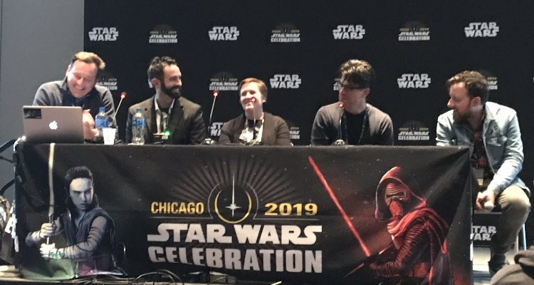 CWK Show #274: Celebration Chicago Covering Star Wars Panel, featuring Clayton Sandell, Anthony Breznican, Drew Taylor, Amy Richau, & Dan Z