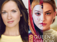 Audiobook Review: Star Wars Queen's Shadow by E.K. Johnston, Narrated by Catherine Taber