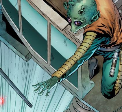 Comics With Kenobi #118 -- You Happy Puppet