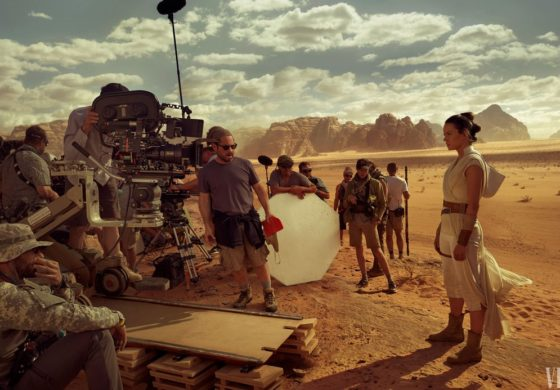 The Rise of Skywalker Vanity Fair Exclusive Photos, featuring Annie Leibovitz