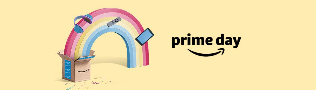 Get Ready for Amazon Prime Day 2019, Coming July 15 and 16!