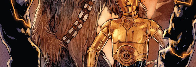 Comics With Kenobi #127 -- Gold Dust Woman