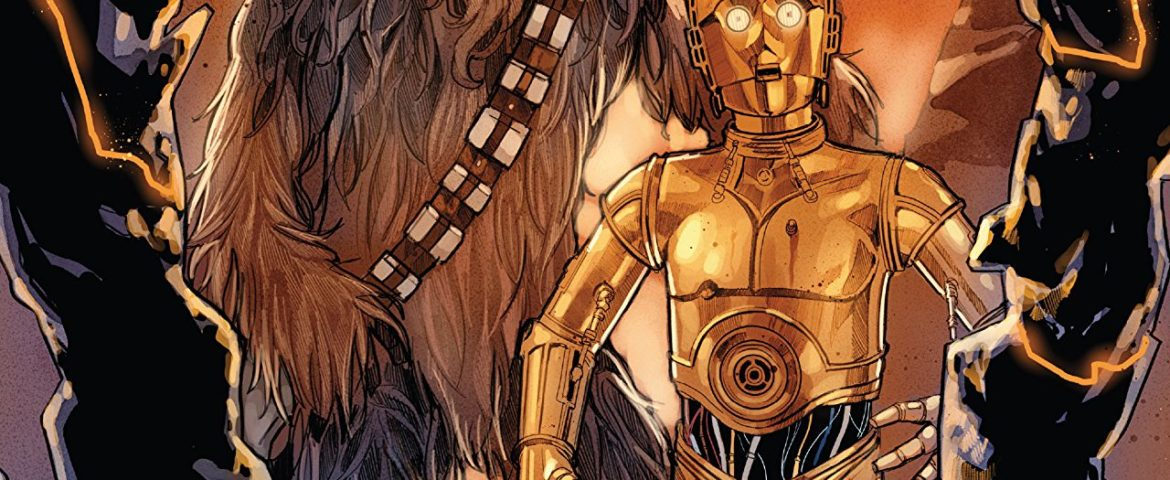 Comics With Kenobi #127 — Gold Dust Woman