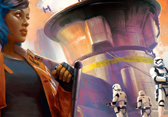 """Book Review: """"Star Wars: Galaxy's Edge: Black Spire"""" by Delilah S. Dawson"""
