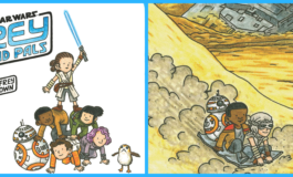 🚨 GIVEAWAY ALERT! 🚨 Enter to Win a Jeffrey Brown Star Wars Books Prize Pack from Chronicle Books!