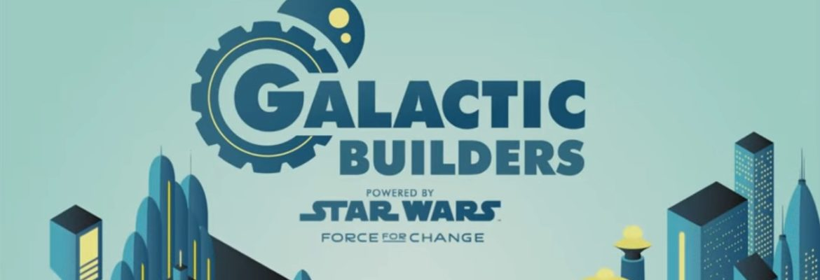 """Star Wars: Galactic Builders -- """"A Visit to Industrial Light & Magic"""""""