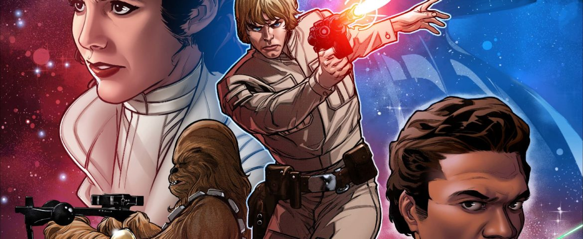 Star Wars #1 Jumps to a New Era in January! New Ongoing Journeys Beyond 'The Empire Strikes Back'