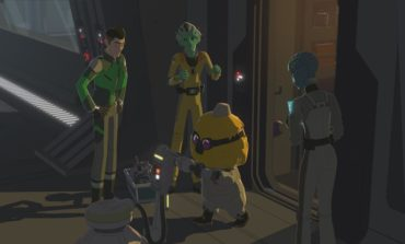 "Neeku Discovers a Distress Call on the All-New Episode of Star Wars Resistance ""The Engineer"""