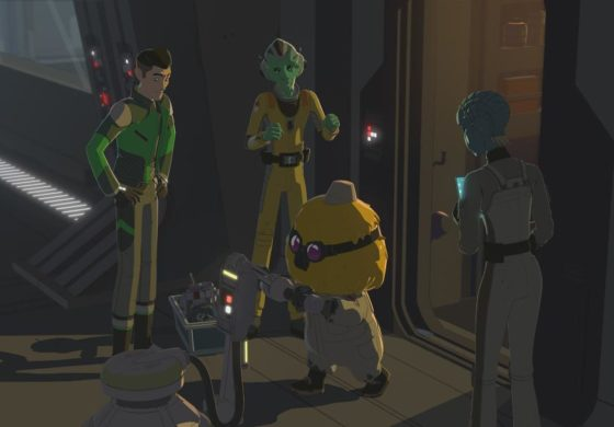 """Neeku Discovers a Distress Call on the All-New Episode of Star Wars Resistance """"The Engineer"""""""
