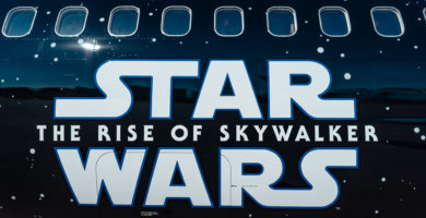 United 'Star Wars: The Rise of Skywalker' Themed Aircraft Takes Flight