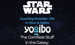 Yogibo Announces Star Wars Themed Home Decor and Furniture Collection Launching in November