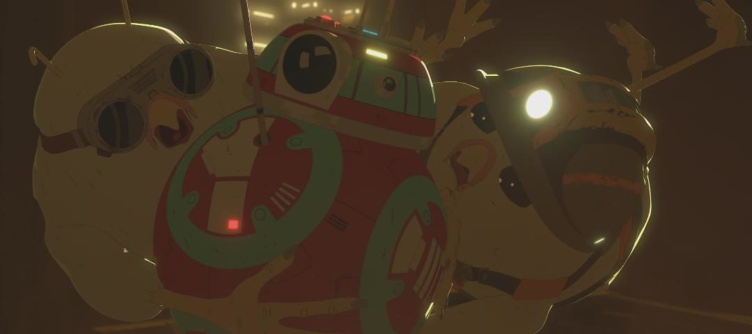 """Flix Takes a Trip Home on the All-New Episode of Star Wars Resistance """"From Beneath"""""""