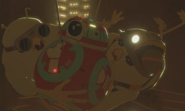 "Flix Takes a Trip Home on the All-New Episode of Star Wars Resistance ""From Beneath"""
