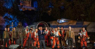 Star Wars: Rise of the Resistance Makes Galactic Debut at Walt Disney World Resort