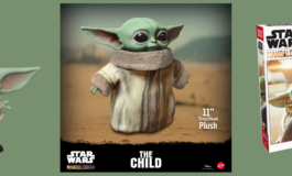 "New ""The Child"" Toys and Plush Available for Pre-Sale TODAY 12/3"