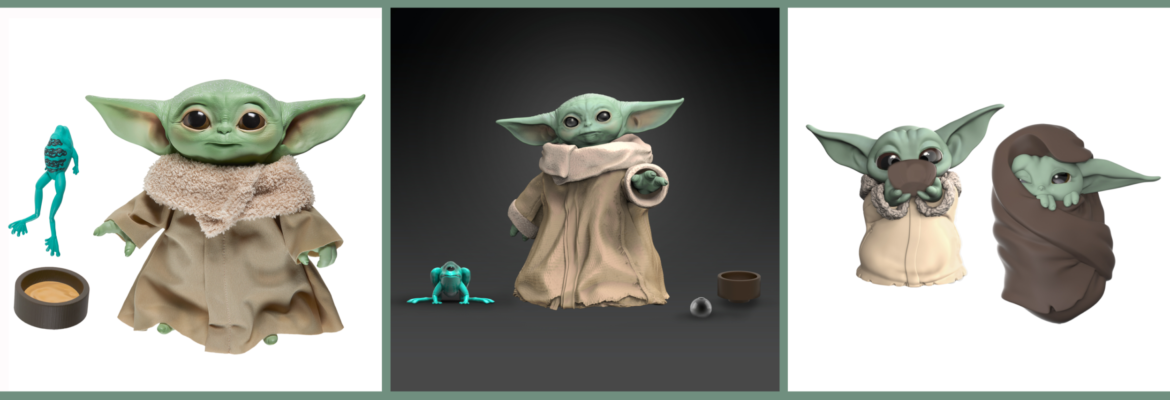Hasbro Announces NEW LINE OF Star Wars Products featuring The Child Available for Preorder