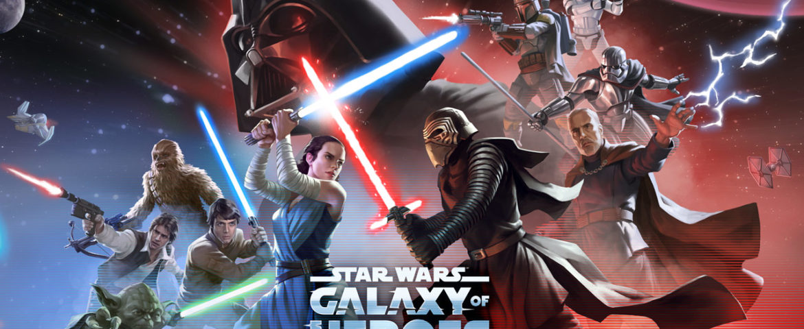 Star Wars: The Rise of Skywalker – Games Content Updates for Battlefront II, Galaxy of Heroes, and More